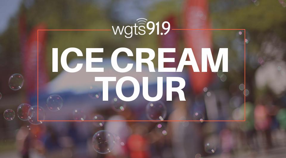 wgts ice cream tour banner