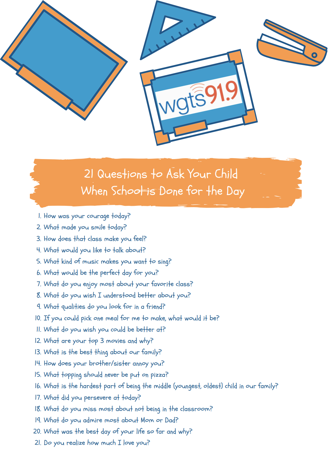21 questions to ask your kids - full