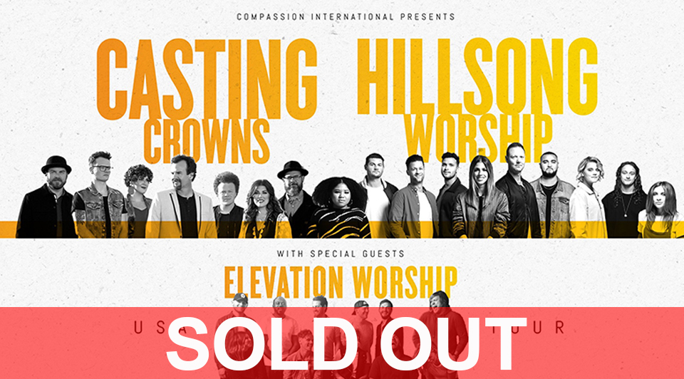 unity tour - sold out