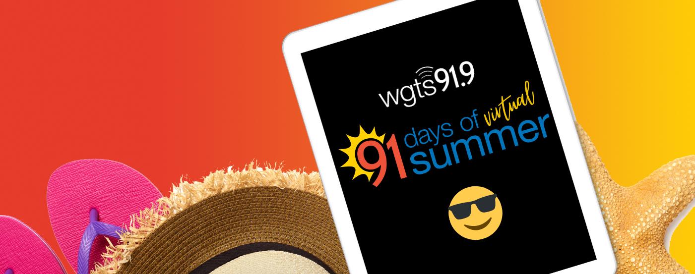 91 Days of Virtual Summer