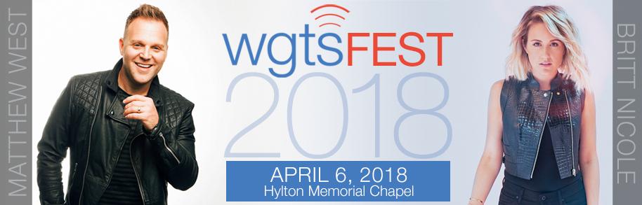 WGTS Fest header