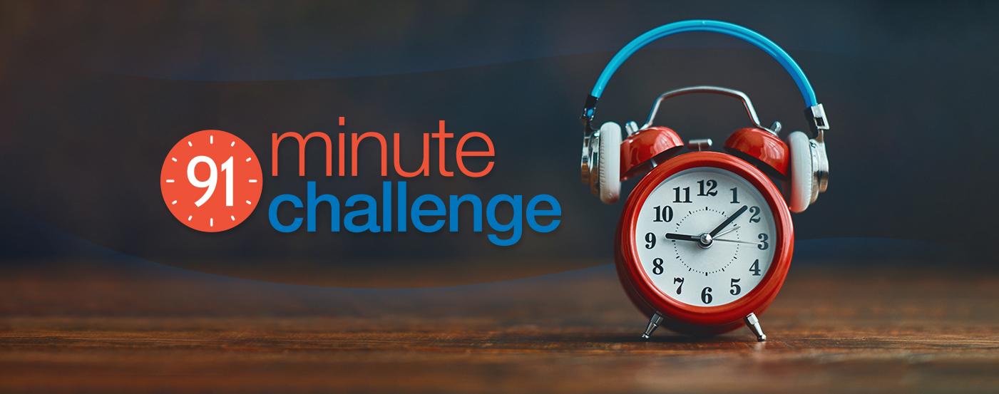 91 minute challenge