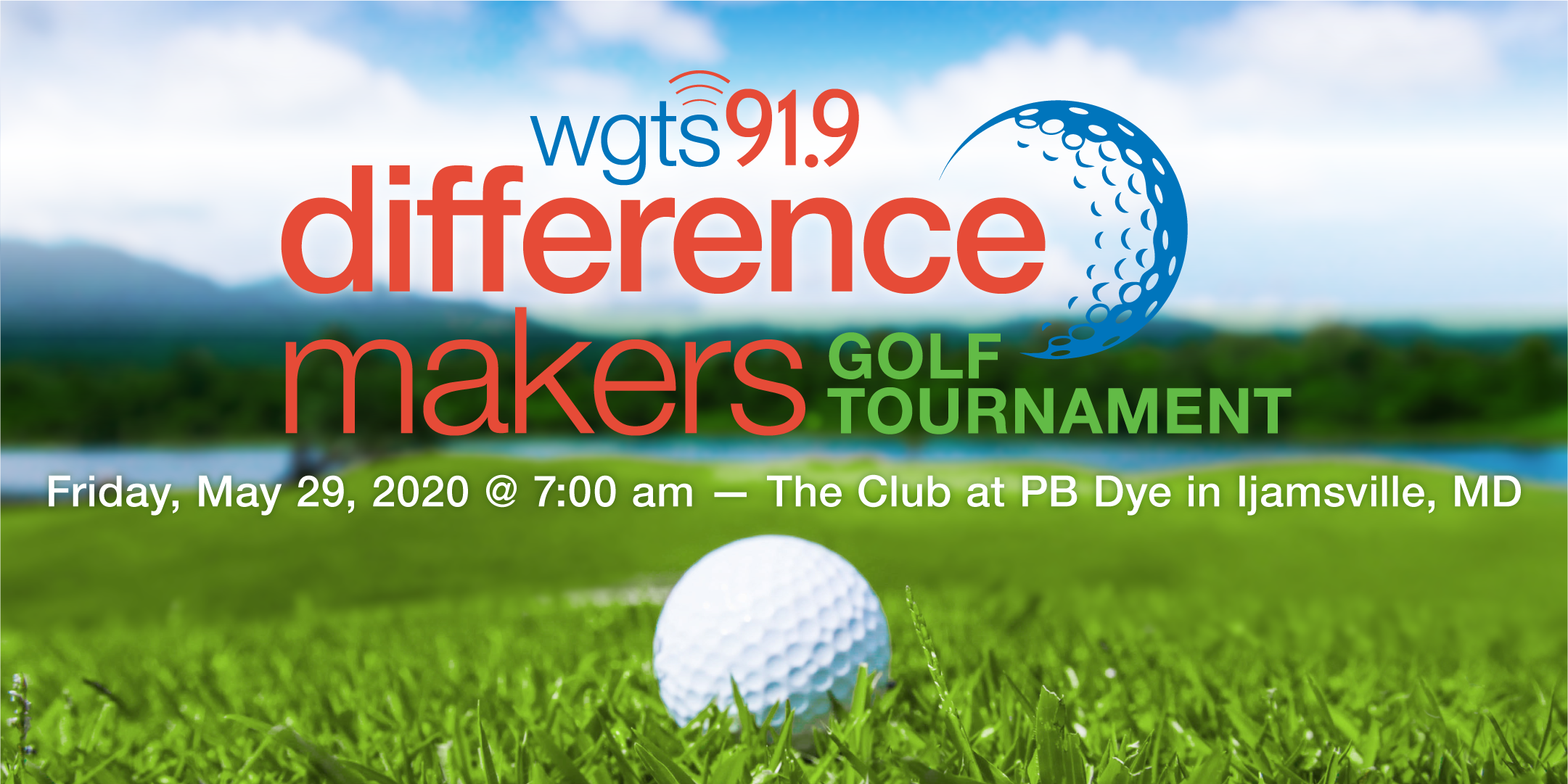 wgts golf tournament - 2020