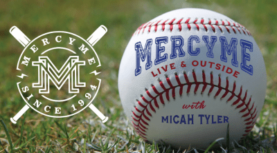 MercyMe Live and Outside with Micah Tyler