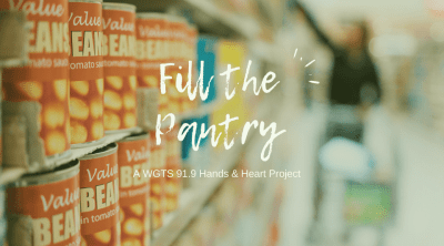 Operation: Fill the Pantry - Tysons