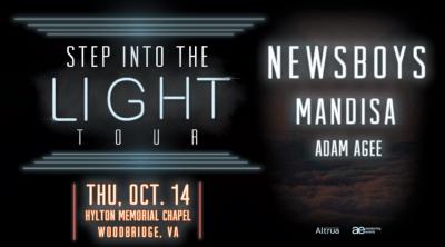 Newsboys: Step Into the Light Tour