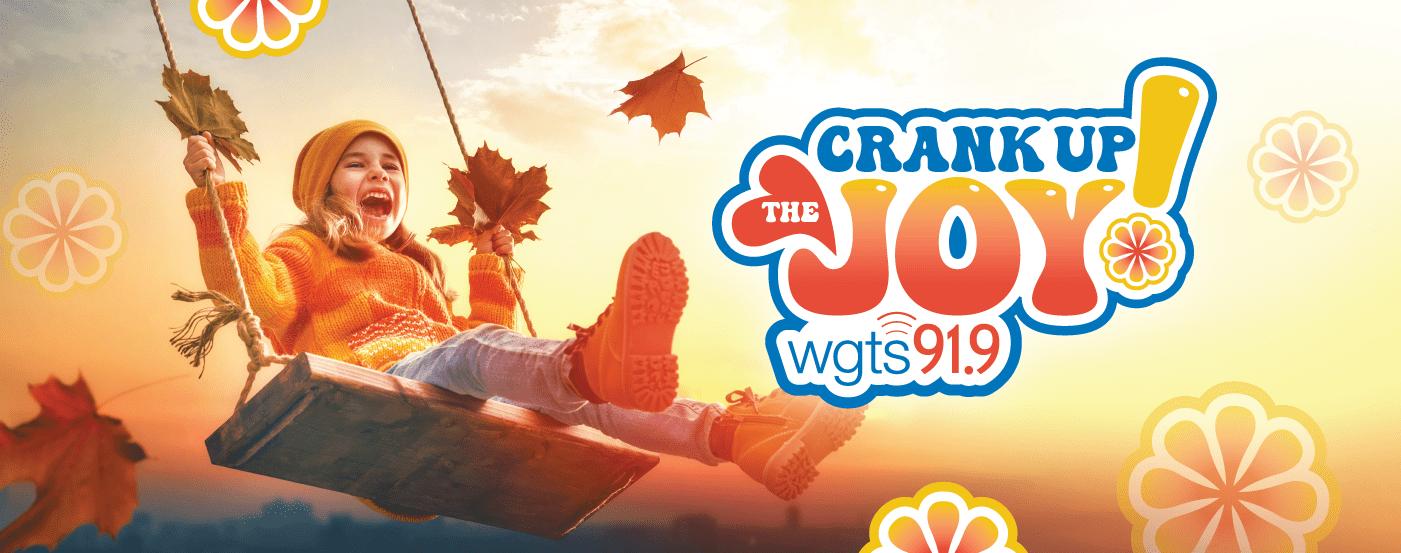 Let's Crank Up The Joy!