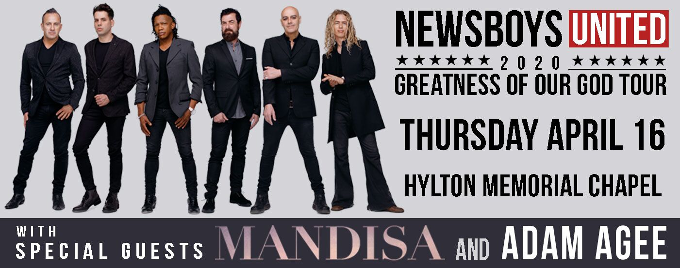newsboys united tour
