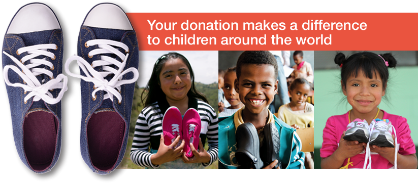 shoes for those in need